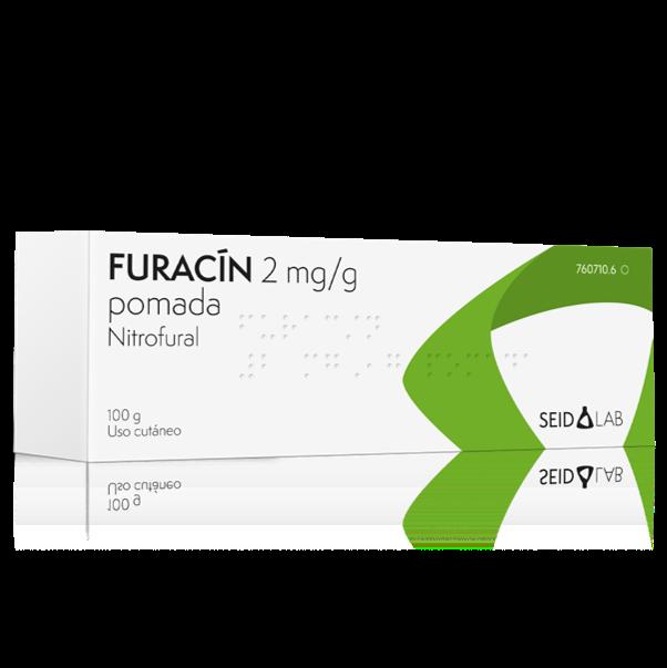 Furacin - GAMA FURA - SEID Lab