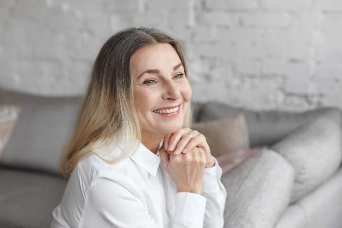 Precocious menopause by Carla Romagosa for SEID Lab